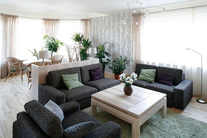 мягкая мебель для зала