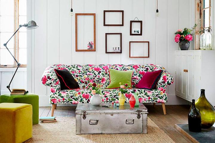 винтажная мягкая мебель
