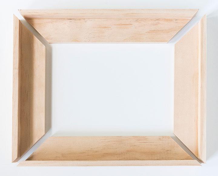 деревянная рама для картины