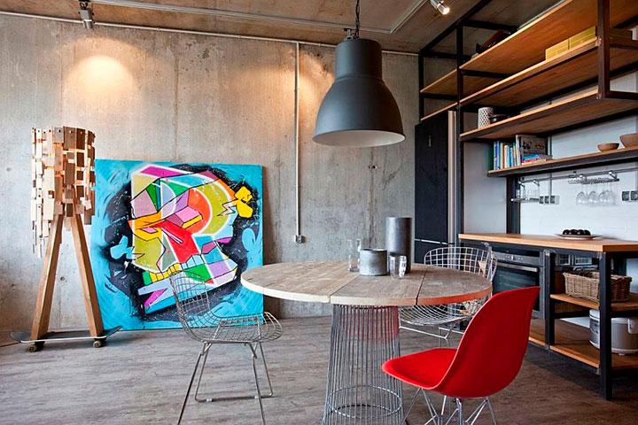 картина для квартиры лофт