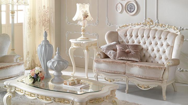 мебель для стиля барокко