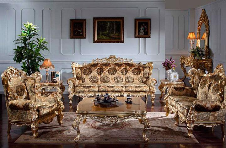 детали стиля барокко