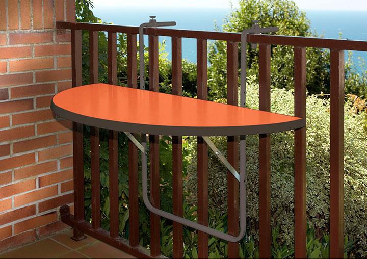 полукруглый столик