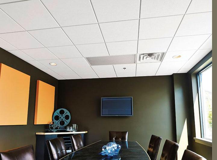 потолок для офиса