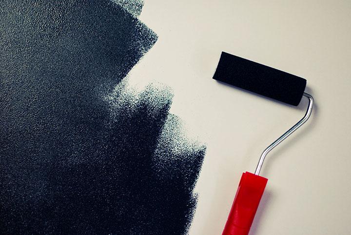 краска для внутренних работ