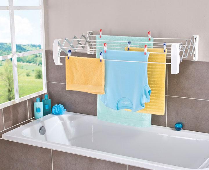 как сушить вещи дома