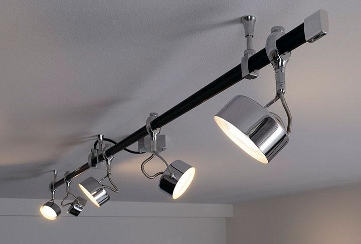 лампы в дизайне интерьера