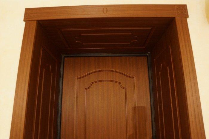 Если в жилом помещении присутствуют очень толстые стены, тогда доборы изготавливаются на заказ.