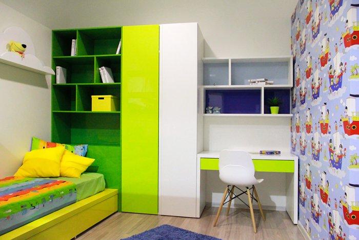 детский шкаф для одежды