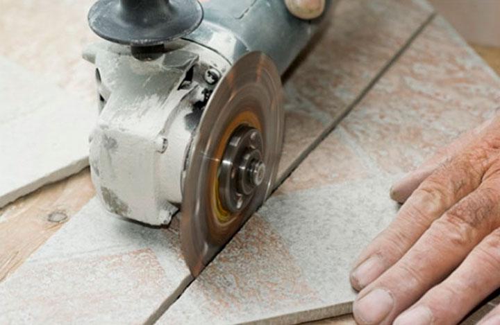 как разрезать кафельную плитку