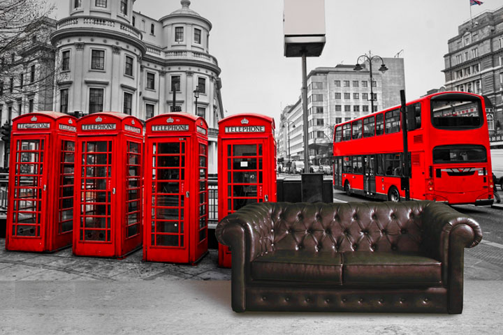 обои улицы лондона