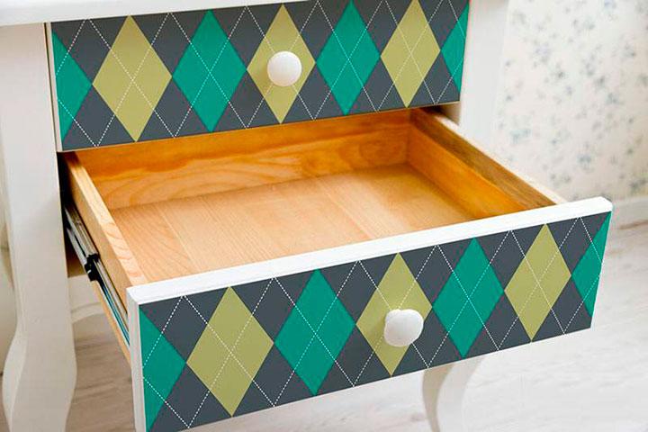 пленка для оклеивания мебели