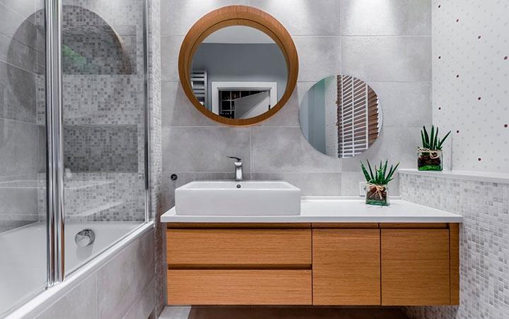 тумбочка в ванную комнату