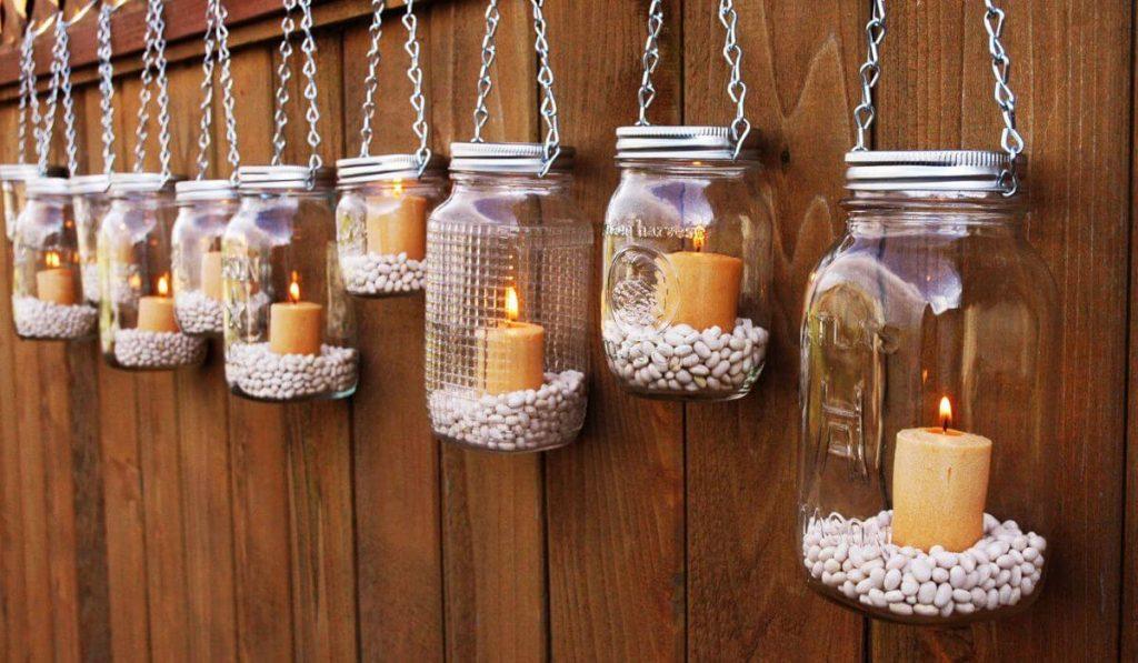 баночки для декора