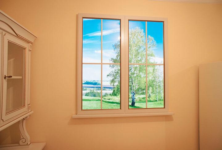 имитация окна