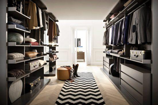 Нужна ли в гардеробной вентиляция