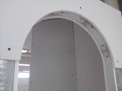 Межкомнатная арка своими руками пошагово