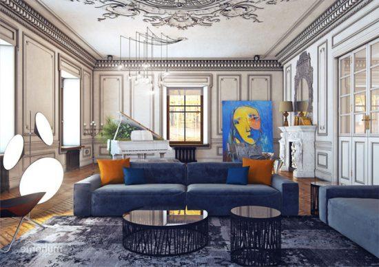 Стили дизайна интерьера и их характерные черты