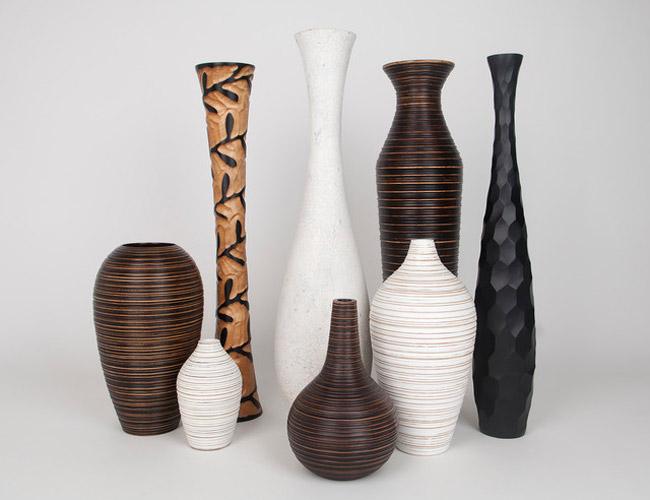 Ветки своими руками в напольную вазу